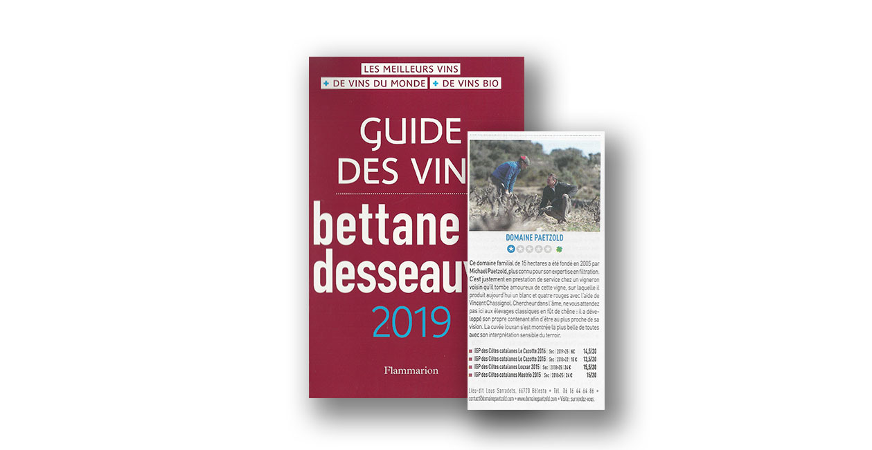 Bettane Desseauve Article Presse Couv
